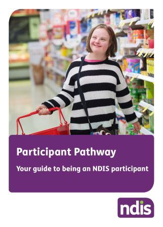 Participant Pathway booklet cover